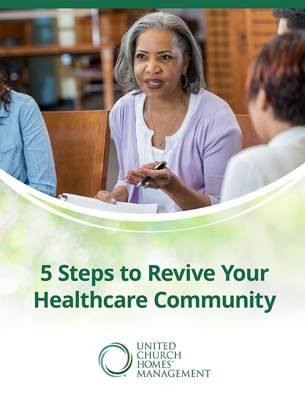 5 Steps to Revive Your Healthcare Communit